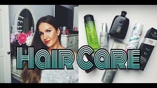 Уход за волосами/Hair Care(Oribe, Lebel, Sachajuan, DSD DeLuxe, Kerastase, Batiste) - Видео от MaryDressMe Blog