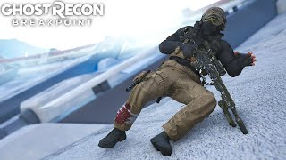 Ghost Recon EXTREME DAM SNIPING! Ghost Recon Free Roam