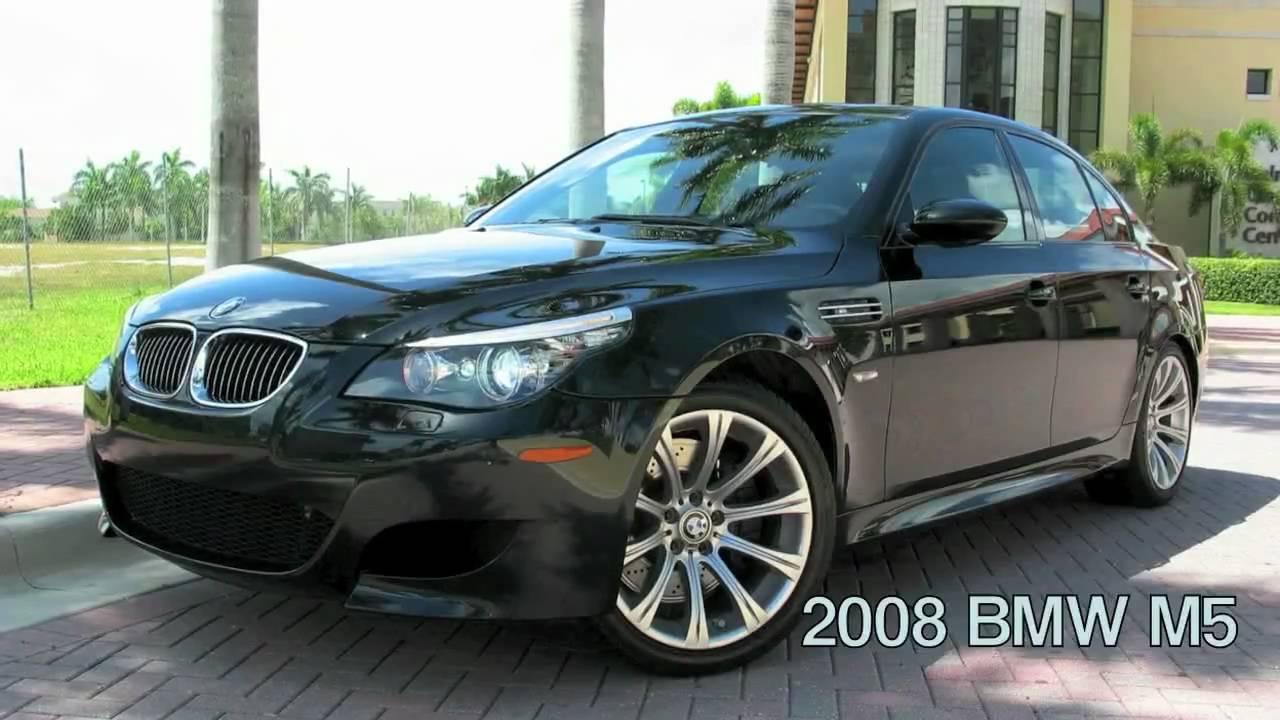 m5 bmw 2008