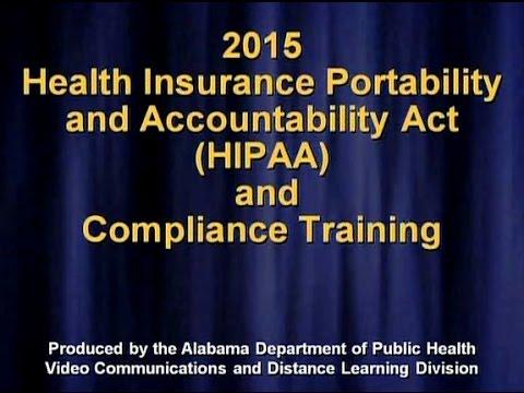 2015 HIPAA Compliance