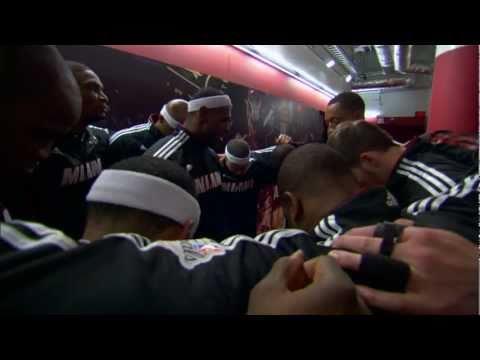 2011 NBA Finals Game 1 Mini Movie