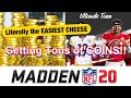 How To Get an UNLIMITED amount of COINS in Madden 20! No easier way then this!!! BEST GLITCH!