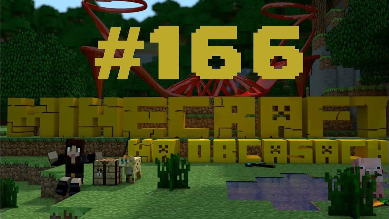 Minecraft na obcasach – Sezon II #166 – Tor wodny i przegląd snapshota