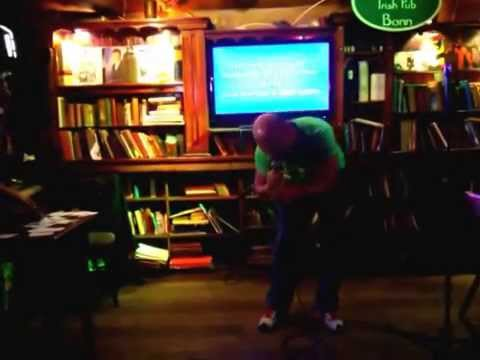 Junge (Karaoke im Fiddlers)