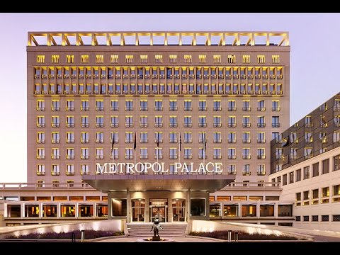 Metropol Palace A Luxury Collection Hotel Belgrade Serbia