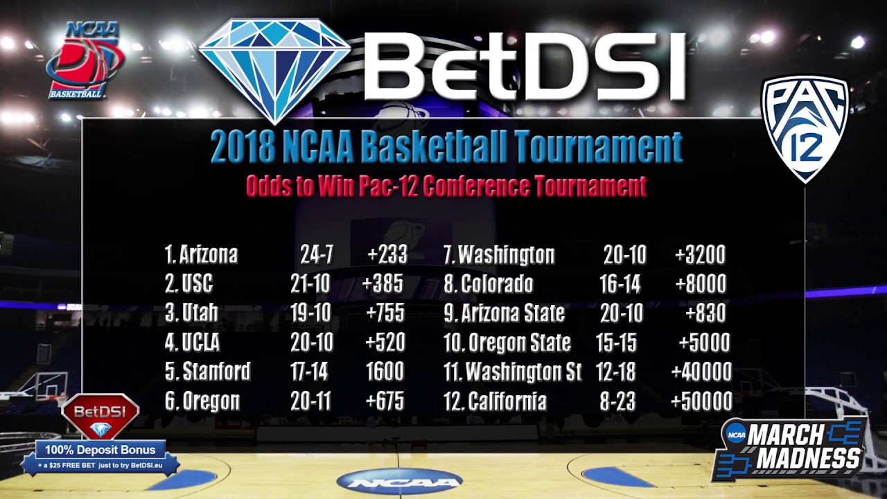 Pac 12 Conference Tournament Preview And Prediction
