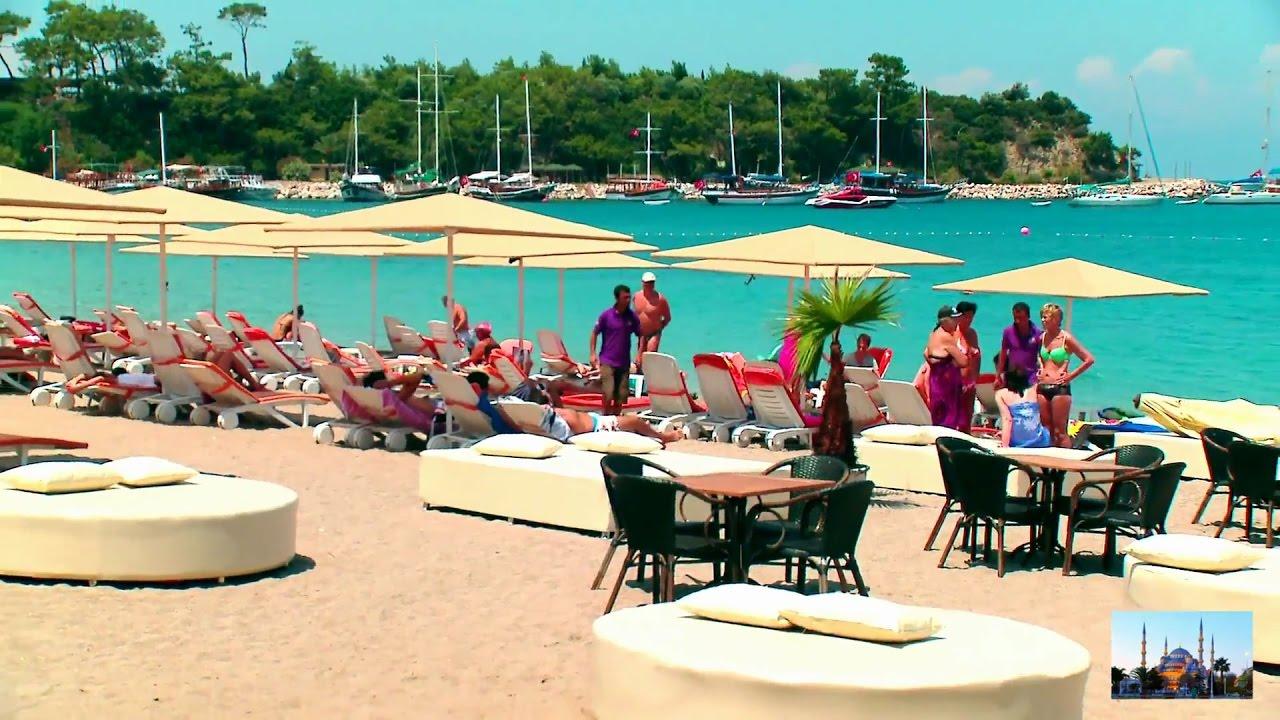 Камера русские женщины отдыхают на пляже в турции фото 759-453