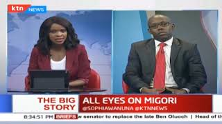 Senatorial by-election in Migori County draws to a close | THE BIG STORY