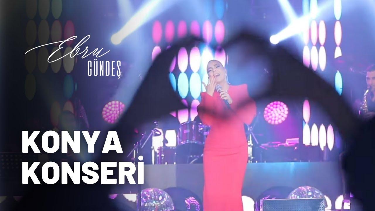 Ebru Gündeş - 14 Şubat Konya Konseri (2020)