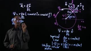 9.1 Uniform Circular Motion