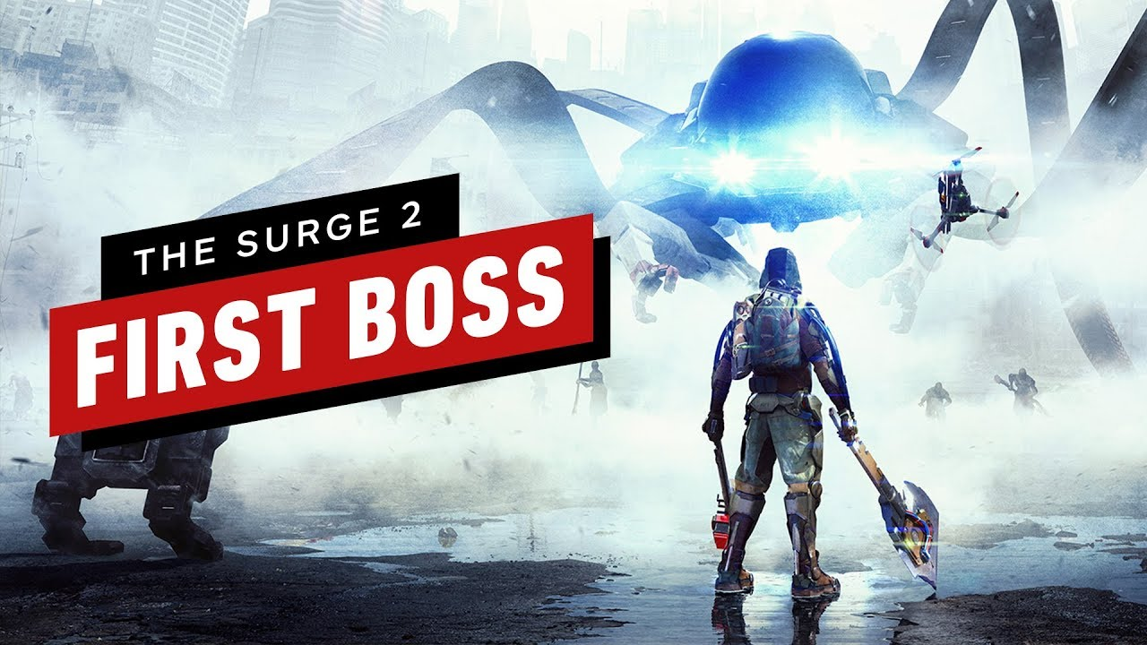 "The Surge 2 ""Little Johnny"" Bosskampf-Gameplay (60 FPS) + video"