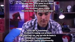 Violetta 2 - Voy Por Ti - NL vertaling en lyrics