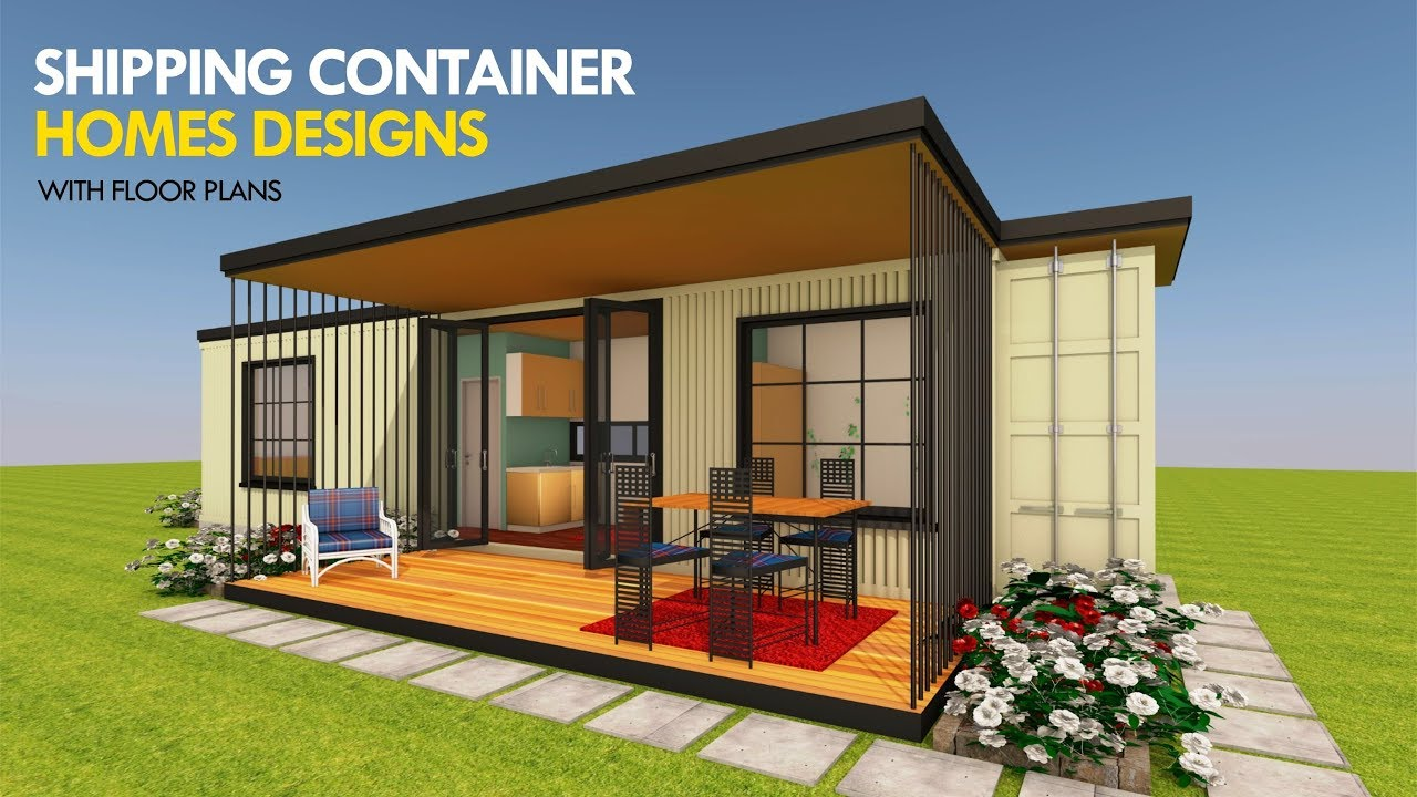 Prefab Shipping Container Homes Designs with Floor Plans by ...