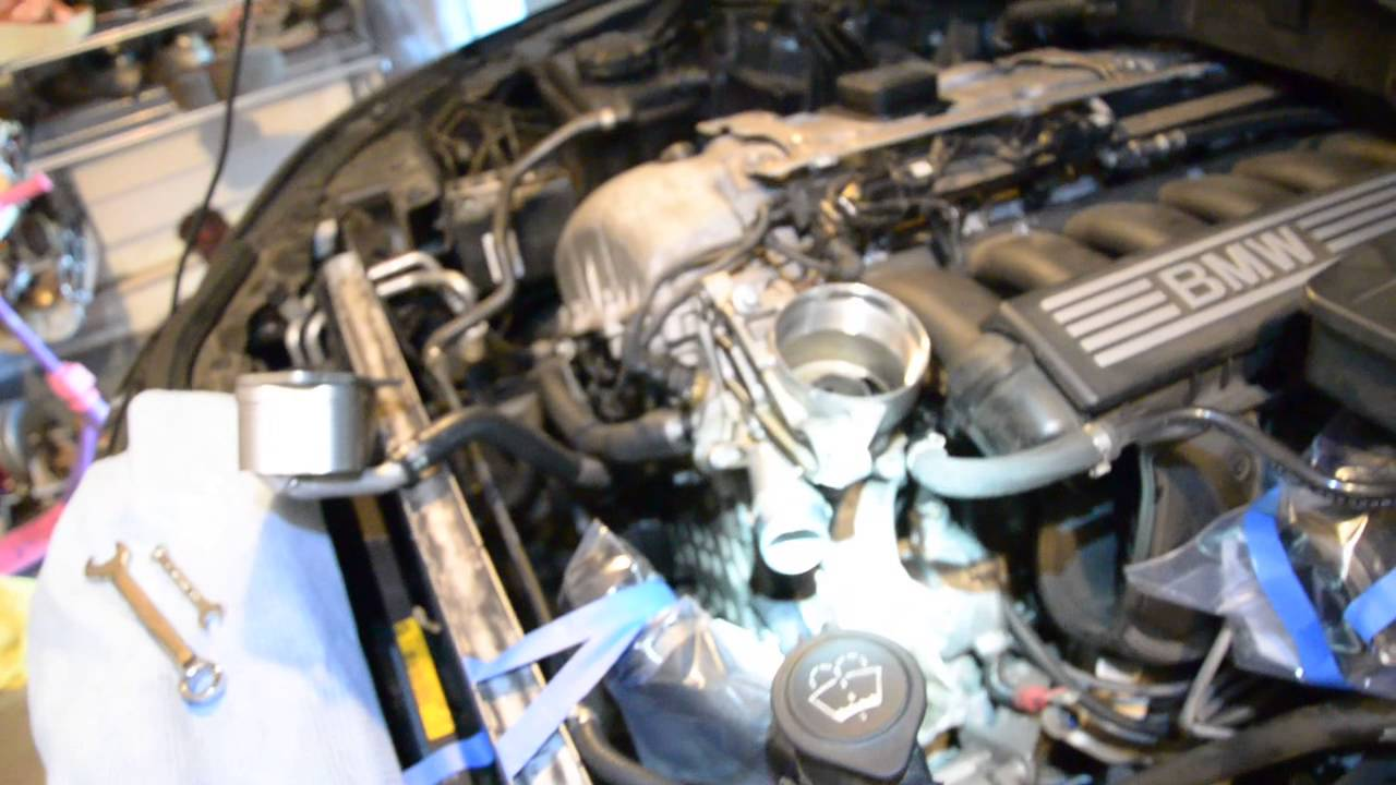 hight resolution of motor oil change bmw 528xi