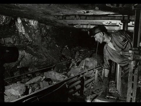Coal mining in the Netherlands 1100-1974