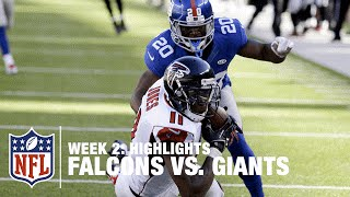 Falcons vs. Giants | Week 2 Highlights | NFL