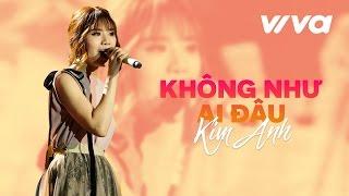 khong nhu ai dau - kim anh  audio official  sing my song 2016