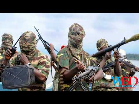 Attack in Nigeria oil area