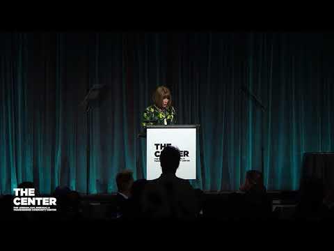 Dame Anna Wintour, Visionary Award, Center Dinner 2018