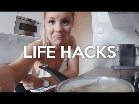 Therese Testar: LIFE HACKS