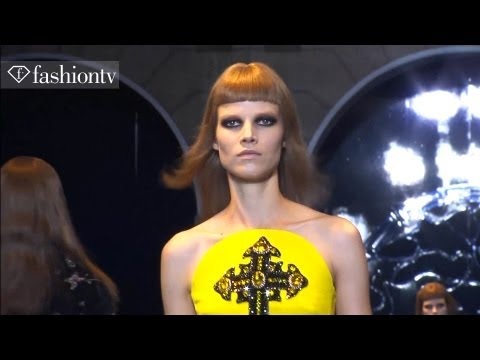 Versace Fall/Winter 2012/13 Full Show – Dark and Glam | Milan Fashion Week | FashionTV