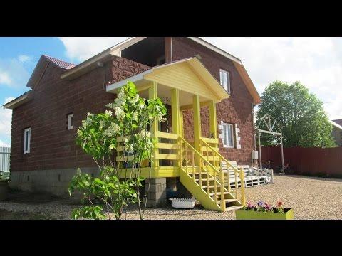 Дом у Переславля с мебелью и техникой за 4 млн. руб.