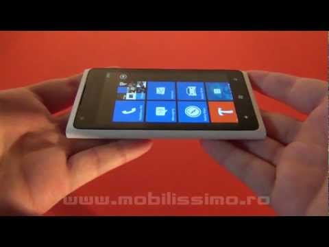 Nokia Lumia 900 review Full HD in limba romana - Mobilissimo.ro
