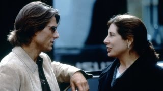 Mission Impossible and Working with Tom Cruise
