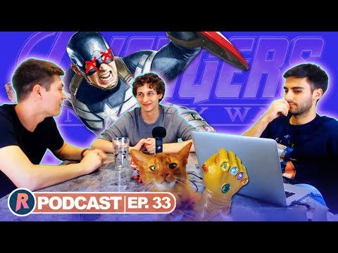The Riffsters Podcast Ep. 33 - Talking Stones! Infinity War Predictions