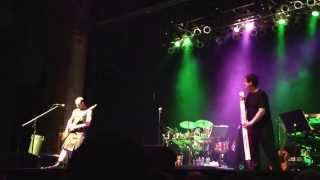 The Security Project. The Family and the Fishing Net, live @ The Paramount, Huntington, NY 3-14-14