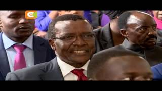 CJ Maraga: We will deliver the ruling on Monday 11.am