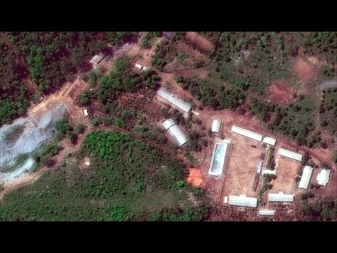 North Korea claims to have demolished nuclear test site