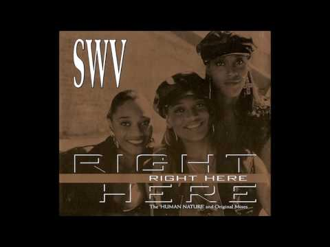 SWV - Right Here (Screwed)