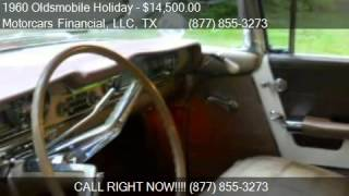 1960 Oldsmobile Holiday  for sale in Headquarters in Plano,