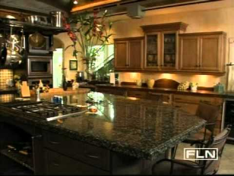 Fine Living Network's Most Bodacious Kitchen - YouTube