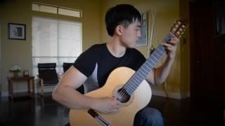 Sungmin Lee: Astor Piazzolla - 'Invierno Porteño - Estaciones Porteñas' - Classical Guitar