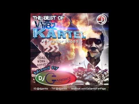 Vybz Kartel 2014 Mix (Best Of Vybz Kartel) - MixTape - 2014 #FreeWorlBoss @DjGarrikz