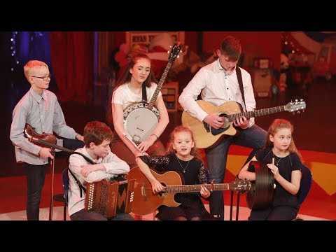 Trad Supergroup | The Late Late Toy Show