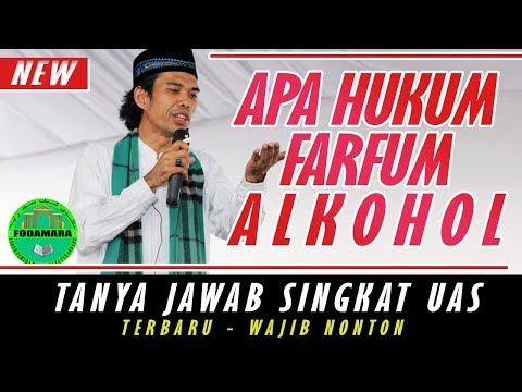 Hukum Pakai Parfum Alkohol - H. Ustadz Abdul Somad Lc, MA