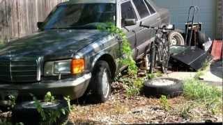 1984 Mercedes-Benz 190D 2.2 Diesel