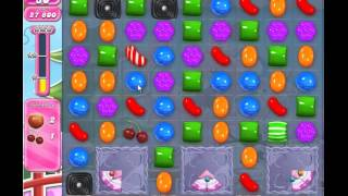 Candy Crush Saga Level 368 - No Boosters