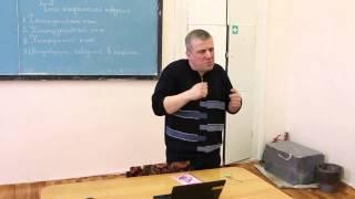 Лекция по конфликтологии. Лектор Краснопеев Д.В.