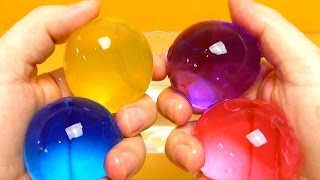 Magic Jumbo Water Ballz Polymer Balls - What