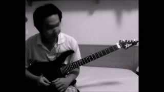 Mưa đêm tỉnh nhỏ-Guitar cover
