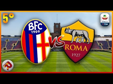 Bologna - ROMA | Diretta LIVE (Serie A) 2018/2019
