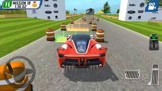 Parking Masters Supercar Driver  (New Car Scuderia) Android/ios Gameplay 2018
