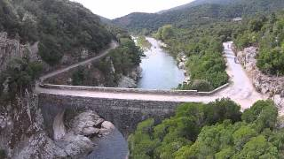 Motortrip in Corsica, late september 2014