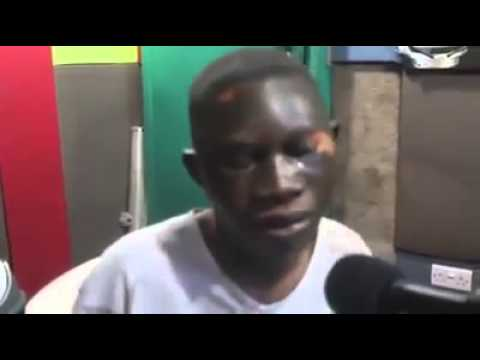 Survivor of Accra twin fire and flood disaster tells his story. 06/04/2015