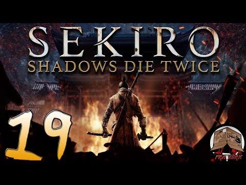 Sekiro: Shadows Die Twice - Gameplay ITA - Walkthrough - Il Palazzo della sorgente #19