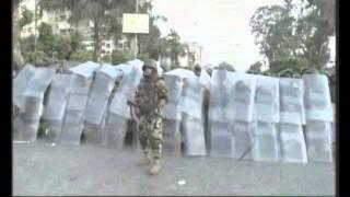 حادث الاعتداء على الحرس الجمهورى فجر اليوم 8-7-2013